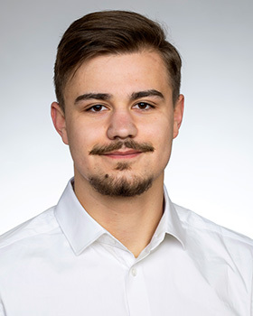 Nico Einemann, Junior Sales Manager